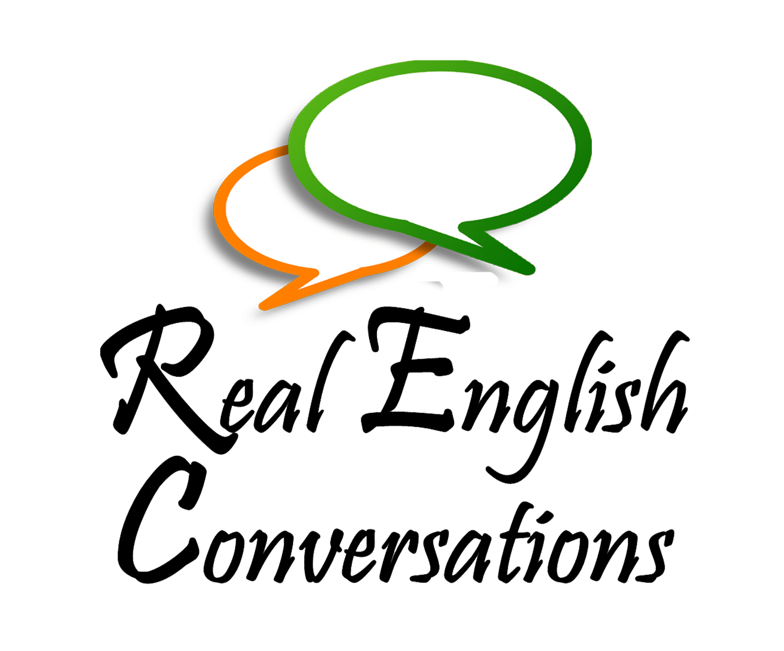 Real English Conversation Podcast