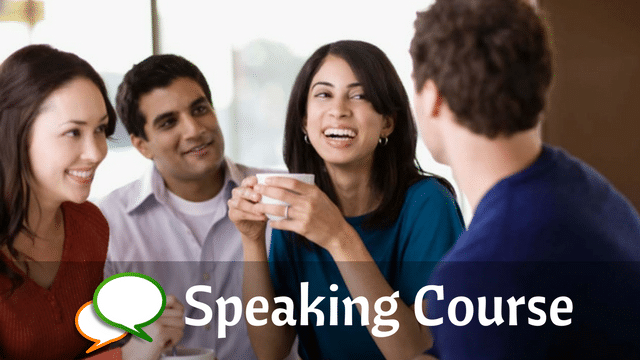 21 Days to better speaking course