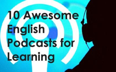10 Awesome American English Podcasts for Intermediate Students
