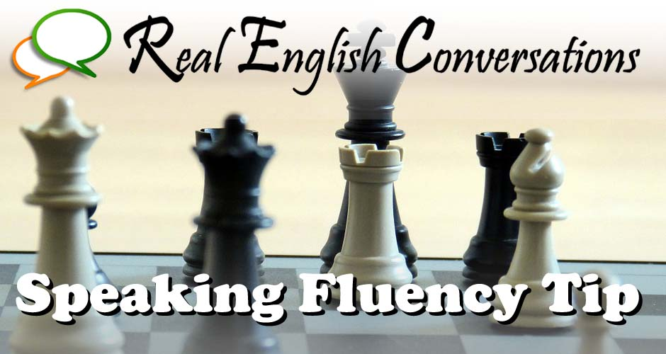 speaking fluency tip