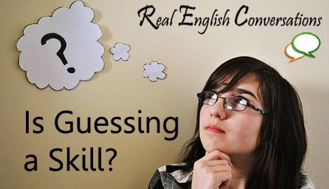 learn english and guess